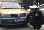 常德交警四大队:太假!男子伪造机动车号牌还涉嫌非法营运被查