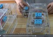 学生发明智能插座获专利,可自由拼装并用WiFi连接APP控制!