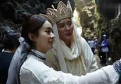 赵丽颖和冯绍峰为什么会结婚,看过这些幕后花絮你就明白了,高甜