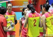 中国女排二队朱婷全面升级,有望取代这位奥运冠军