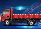 也叫J6的卡车,4米2货箱最大做到21方,江淮康铃全新宽体轻卡亮相