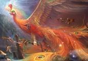 神话中战力最强的九大神鸟,第八乃凤凰之子,第三硬怼燃灯古佛!