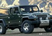 JEEP 皮卡归来!命名角斗士Jeep Gladiator!牧马人皮卡版