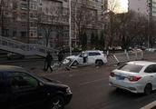 北京崇文门东大街车祸,交警的最新通报来了!