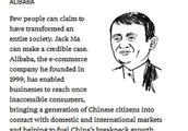 世界级影响!十年十大思想者评选,马云成唯一中国获奖者