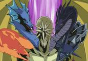 初代游戏王中的强力怪兽,有一张是全球限量