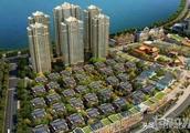 六安小型别墅家用电梯设计案例图纸-华邦新华城项目