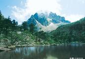 美丽不输峨眉山的西昌螺髻山,藏有世界第一瀑布温泉!