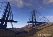 """废土三百年 《我的世界》里的""""金门大桥""""终于断了"""