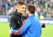 时隔多年!在梅西的地位冲击下,这两人终于迎来阿根廷处子球!