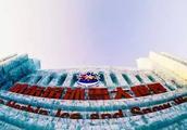 冬天,一定要来看冰雕,一定要来哈尔滨看一次冰雪大世界!