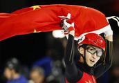 短道速滑世界杯:武大靖成三冠王