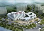 效果图刚刚曝光!莱芜将新建一所医院,占地面积20048平米