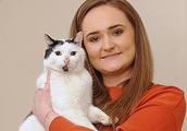 英国猫走丢后被碾死扔垃圾场,三年后竟死而复生见到主人热泪盈眶