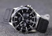 精品复杂多功能的万国葡七腕表,硬汉的标配款式