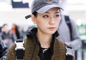 周笔畅机场近照撞脸刘诗诗?网友:真的认不出来了
