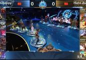 冠军杯决赛复盘:QGhappy与Hero久竞6局比赛所禁英雄数据统计