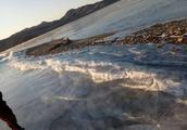 葫芦岛兴城三道沟青山水库冰封了,这也太美了