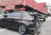 还说国产车质量差?看完这3个交通事故,车主:没想到!