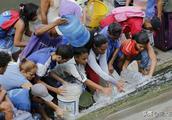 停水停电 委内瑞拉民众悲惨度日 美国还要甩锅给俄罗斯古巴