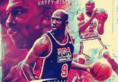 美媒祝乔帮主56岁生日快乐,篮球因你而进入我的世界,祝福你