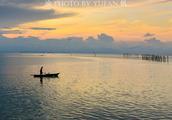四面环海的民丹岛长河村,一眼望三国,其名如诗,其景似画