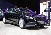 最顶级的奔驰S级,加价40万仍然不愁卖,宝马奥迪真的比不上