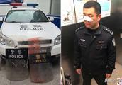 男子持刀入室抢劫,抢了一袋花生米,与警方对峙砍伤两民警