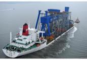 稀有事故!日本造龙门吊轰然倒塌砸中印度在建战舰,想换中国造?