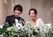 把婚礼办成了日剧,200名艺人参加三浦翔平桐谷美玲婚宴