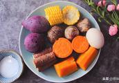 这样的早餐零差评,膳食纤维超丰富,蒸一蒸就上桌,清肠道排毒素