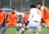 山东鲁能U23联赛再创1纪录:不愧中超青训最强王者!