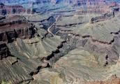 震撼!地球上最美的伤痕,私藏在美国的科罗拉多大峡谷!