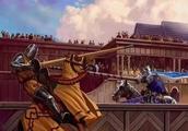 马背风流:中世纪欧洲的骑士比武演变