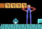 超级玛丽:又一个得罪程序员的马里奥,搞笑视频