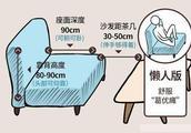 金牌设计师:全屋60处人体工程学尺寸布局,照着装修不差一毫一厘