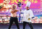 武林大事记:王知亮今晚大摆拳暴打大排档厨师,若能KO身价超一龙