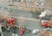 西宾路上一辆机动车自燃 冬季如何避免车自燃?