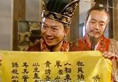 鸠摩空听苏文的在皇榜上画押,苏文怒了:杂家要你画的不是这鸭