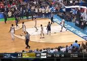 NCAA疯三的扣篮集锦,