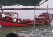 武鸣出发阳江海陵岛旅游,风景优美。