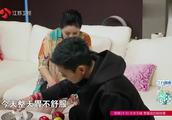 一看到视频中的郭碧婷,向佐笑得好甜,网友:在一起吧!