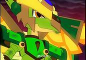 斗龙战士:小达对飓风黑手说木拉多是不会被你打败的