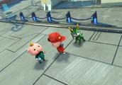 猪猪侠:小猪猪都被大螃蟹追到下水道了