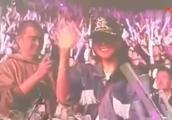 章子怡现身周杰伦演唱会拉斯维加斯演唱会现场 多位明星现身