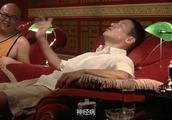 全城热恋:张学友去洗脚,夸刘若英手法很不一样,太搞笑了!