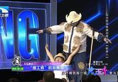 大王小王:大胖子和小瘦子的创意街舞《稻草人》,炫炸了!
