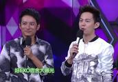 EXO聚集快乐大本营,谢娜调侃海涛和黄子韬,差别不是一般的大!