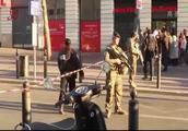 调查!法国马赛发生持刀袭击事件
