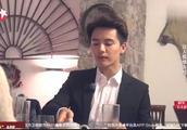 马天宇和林志玲甜蜜碰杯,杨紫一脸看透真相的表情,太萌了!